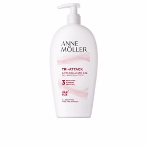 Cellulite-Creme & Behandlungen TRI-ATTACK anti-cellulite gel Anne Möller