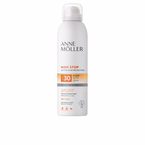 Body NON STOP mist invisible SPF30 Anne Möller