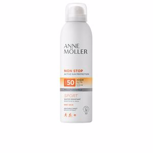Body NON STOP mist invisible SPF50 Anne Möller