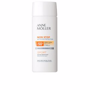 Facial NON STOP fluid face cream SPF50+ Anne Möller