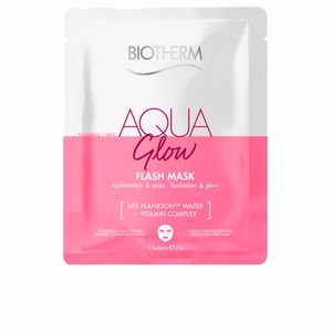 Face mask AQUA GLOW flash mask Biotherm