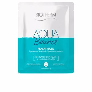 Masque pour le visage AQUA BOUNCE flash mask Biotherm
