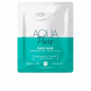Face mask AQUA PURE flash mask Biotherm