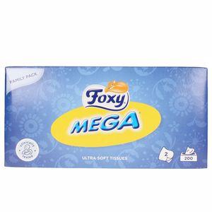 Pañuelos de papel FACIAL MEGA pañuelos Foxy
