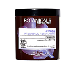 Hair mask for damaged hair BOTANICALS LAVANDA CALMANTE mascarilla L'Oréal París