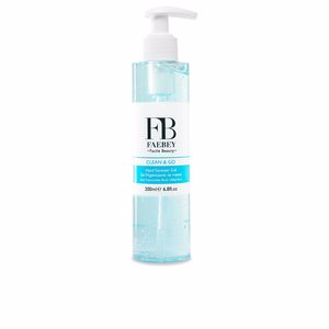 CLEAN & GO gel higienizante de manos 200 ml