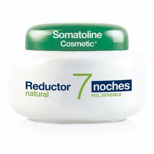 Schlankheitscreme & Behandlungen REDUCTOR NATURAL 7 NOCHES piel sensible Somatoline