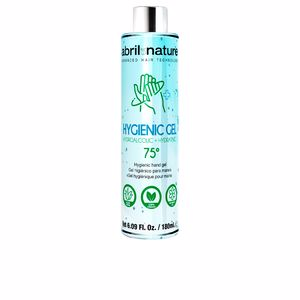 Disinfectant Sanitizing Gel HYGIENIC GEL hydroalcolic + hydrating 75º Abril Et Nature