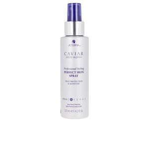 Heat protectant for hair CAVIAR PROFESSIONAL STYLING perfect iron spray Alterna