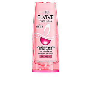 Hair repair conditioner - Shiny hair products NUTRI-GLOSS acondicionador brillo L'Oréal París