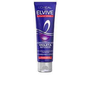 Hair mask ELVIVE COLOR-VIVE VIOLETA mascarilla matizadora L'Oréal París
