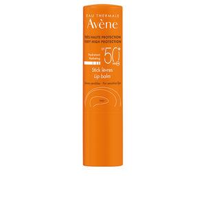 Lipstick SOLAIRE HAUTE PROTECTION stick lèvres SPF50 Avène
