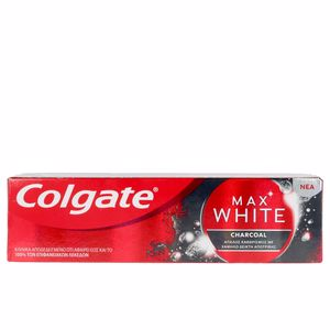 Toothpaste MAX WHITE CARBON pasta dentífrica Colgate