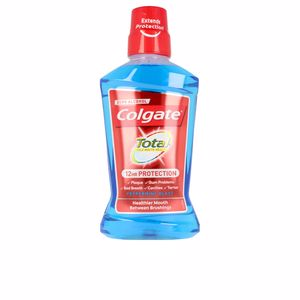 Mouthwash TOTAL ORIGINAL 0% enjuague bucal Colgate