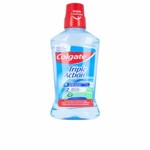 Mouthwash TRIPLE ACTION enjuague bucal Colgate