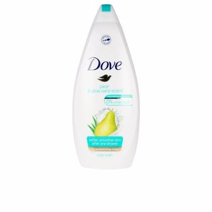 Gel bain GO FRESH pear & aloe vera body wash Dove