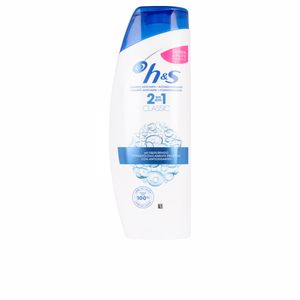 Detangling conditioner - Anti-dandruff shampoo H&S 2en1 CLASSIC shampoo Head & Shoulders