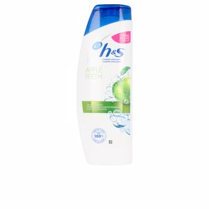 Anti-dandruff shampoo H&S MANZANA limpio y fresco champú Head & Shoulders