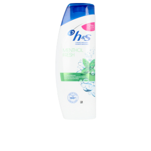 Shampooing antipelliculaire H&S MENTHOL REFRESH champú Head & Shoulders