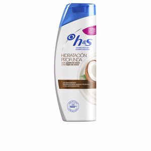 Shampooing hydratant - Shampooing antipelliculaire H&S ACEITE COCO nutrición profunda champú Head & Shoulders