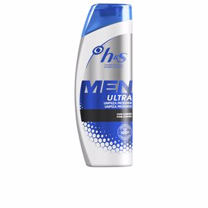 Shampooing antipelliculaire H&S MEN ULTRA champú limpieza profunda Head & Shoulders
