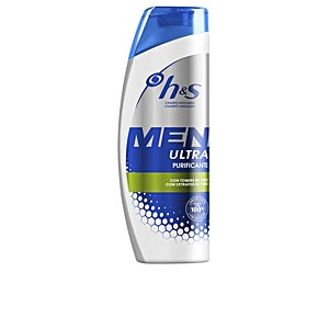 Purifying shampoo H&S MEN ULTRA champú purificante Head & Shoulders