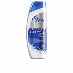 Anti-dandruff shampoo H&S MEN ULTRA champú total care Head & Shoulders