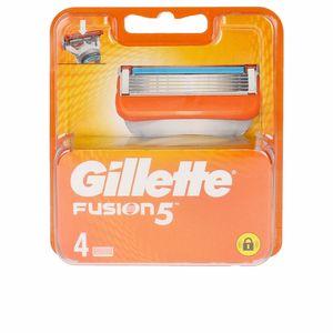Lames de rasoir FUSION 4 recambios Gillette