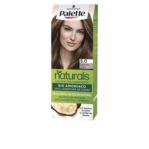 PALETTE NATURAL tinte #5.0-castaño claro
