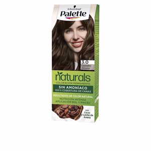 PALETTE NATURAL tinte #3.0-castaño oscuro