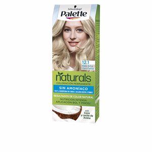 Dye PALETTE NATURALS color creme Palette