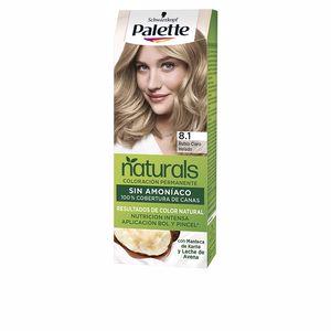 Tintes PALETTE NATURALS color creme Palette