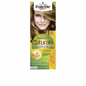 PALETTE NATURAL tinte #7.55-rubio dorado