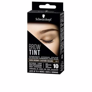 Eyebrow makeup BROW TINT tinte cejas Syoss