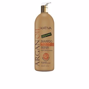 Shampoo for shiny hair ARGAN OIL shampoo Kativa