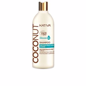 Shampoo for shiny hair COCONUT shampoo Kativa