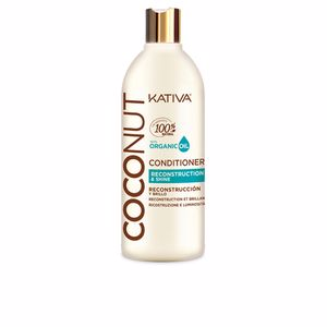 Shiny hair products COCONUT conditioner Kativa