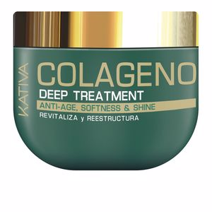 Tratamiento reparacion pelo COLÁGENO deep treatment Kativa