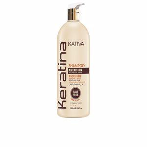 Keratin shampoo KERATINA shampoo Kativa