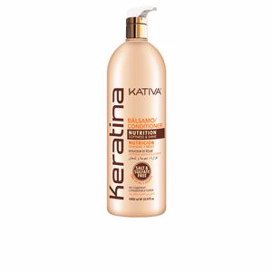 Hair repair conditioner KERATINA bálsamo nutrition Kativa