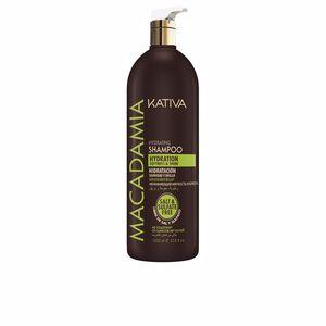 Moisturizing shampoo MACADAMIA hydrating shampoo Kativa