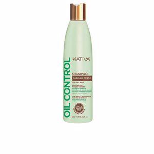 Champú purificante OIL CONTROL shampoo Kativa