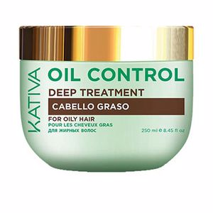 Tratamiento hidratante pelo OIL CONTROL deep treatment Kativa