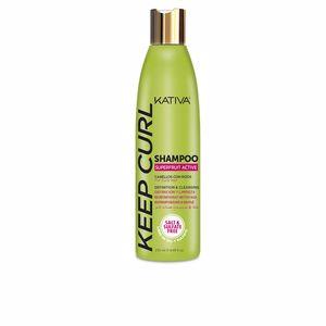 Shampoo for curly hair KEEP CURL shampoo Kativa