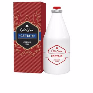 After shave CAPTAIN as Old Spice