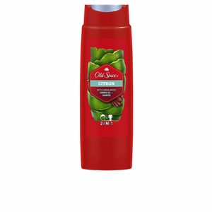 Shampooing hydratant - Gel bain CITRON 2in1 shower gel Old Spice