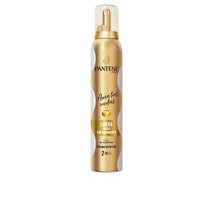 Producto de peinado PRO-V ESPUMA NUTRITIVA ondas Pantene