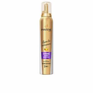 Producto de peinado PRO-V ESPUMA NUTRITIVA volumen Pantene