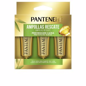 Hair loss treatment PRO-V ANTICAIDA RESCATE ampollas Pantene