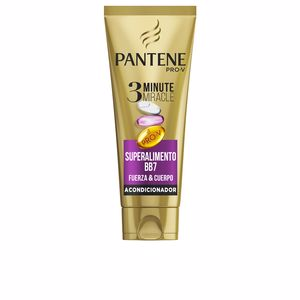 Haar-Reparatur-Conditioner 3 MINUTOS MIRACLE BB7 acondicionador Pantene